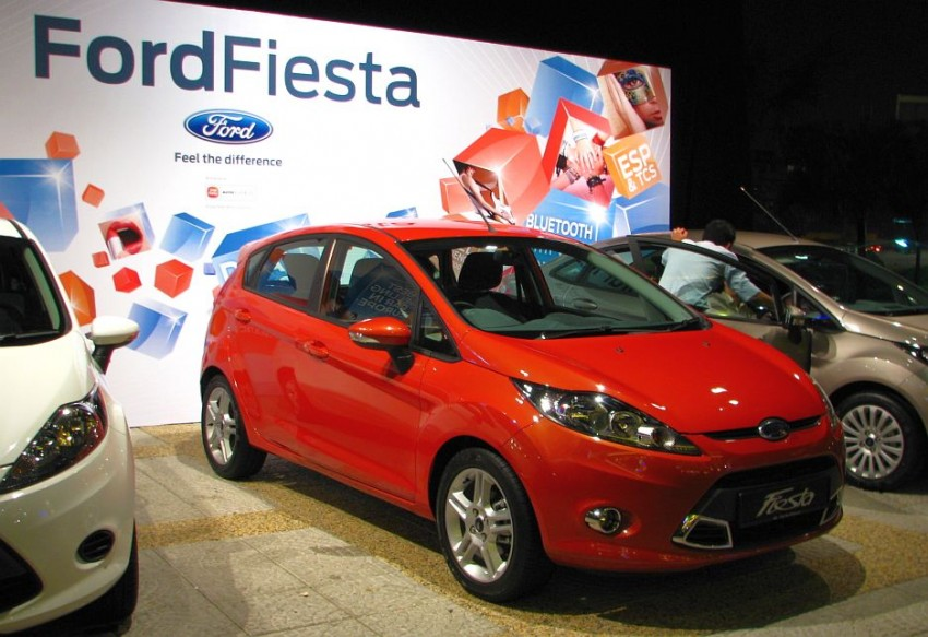 Ford Fiesta officially launched in Malaysia – and it's cheaper than expected! Image #273332