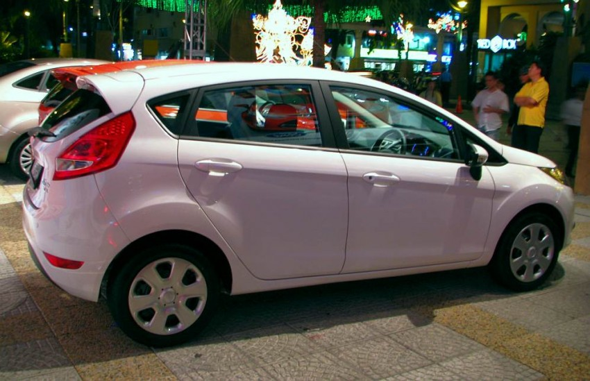 Ford Fiesta officially launched in Malaysia – and it's cheaper than expected! Image #273330