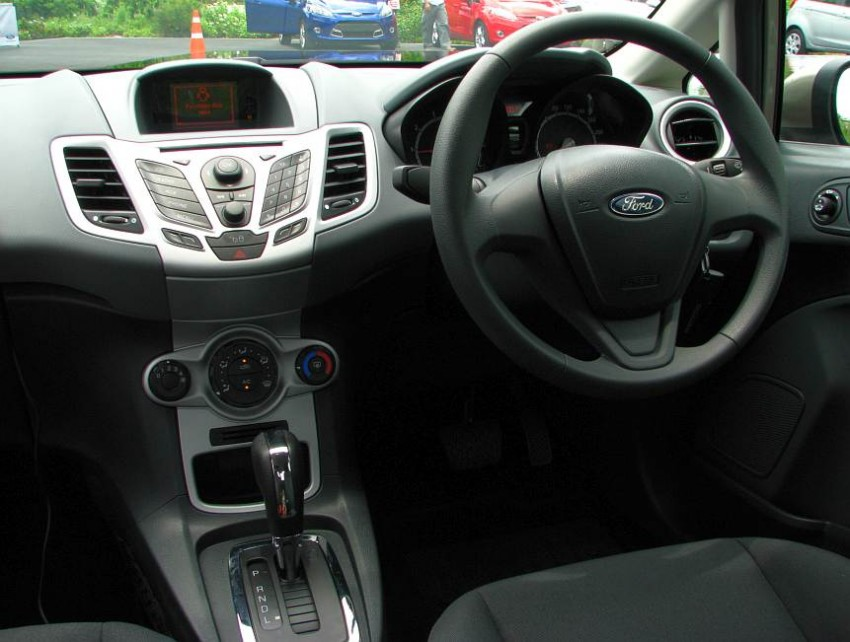 Ford Fiesta officially launched in Malaysia – and it's cheaper than expected! Image #273331