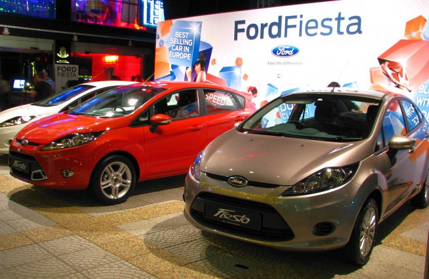 Ford Fiesta officially launched in Malaysia – and it's cheaper than expected! Image #273327