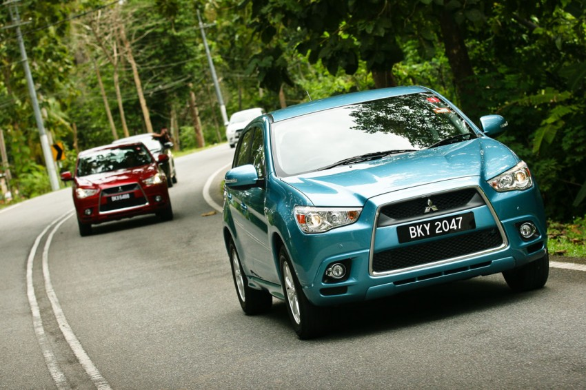 Mitsubishi ASX launched – 2.0L, CVT, CBU, RM139,980 – We drive it in Japan and Langkawi! Image #250311