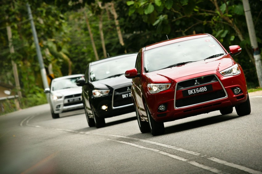 Mitsubishi ASX launched – 2.0L, CVT, CBU, RM139,980 – We drive it in Japan and Langkawi! Image #250310