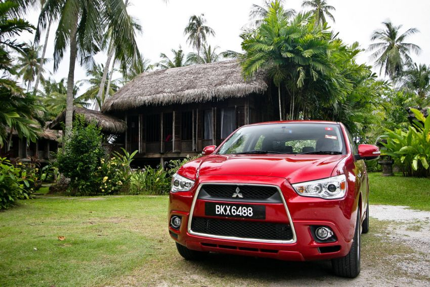 Mitsubishi ASX launched – 2.0L, CVT, CBU, RM139,980 – We drive it in Japan and Langkawi! Image #250308