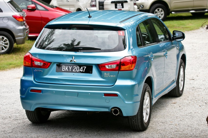 Mitsubishi ASX launched – 2.0L, CVT, CBU, RM139,980 – We drive it in Japan and Langkawi! Image #250307