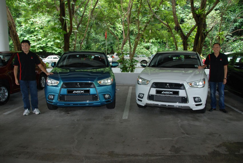 Mitsubishi ASX launched – 2.0L, CVT, CBU, RM139,980 – We drive it in Japan and Langkawi! Image #250306