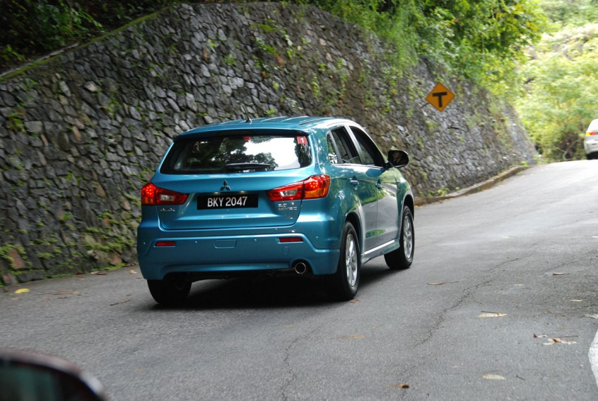 Mitsubishi ASX launched – 2.0L, CVT, CBU, RM139,980 – We drive it in Japan and Langkawi! Image #250304