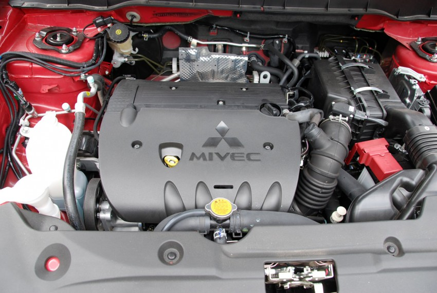 Mitsubishi ASX launched – 2.0L, CVT, CBU, RM139,980 – We drive it in Japan and Langkawi! Image #250298