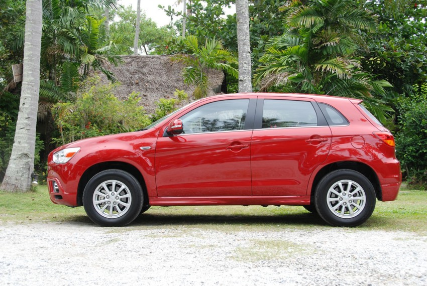 Mitsubishi ASX launched – 2.0L, CVT, CBU, RM139,980 – We drive it in Japan and Langkawi! Image #250277