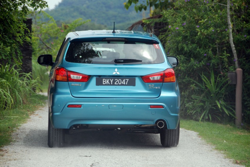 Mitsubishi ASX launched – 2.0L, CVT, CBU, RM139,980 – We drive it in Japan and Langkawi! Image #250317