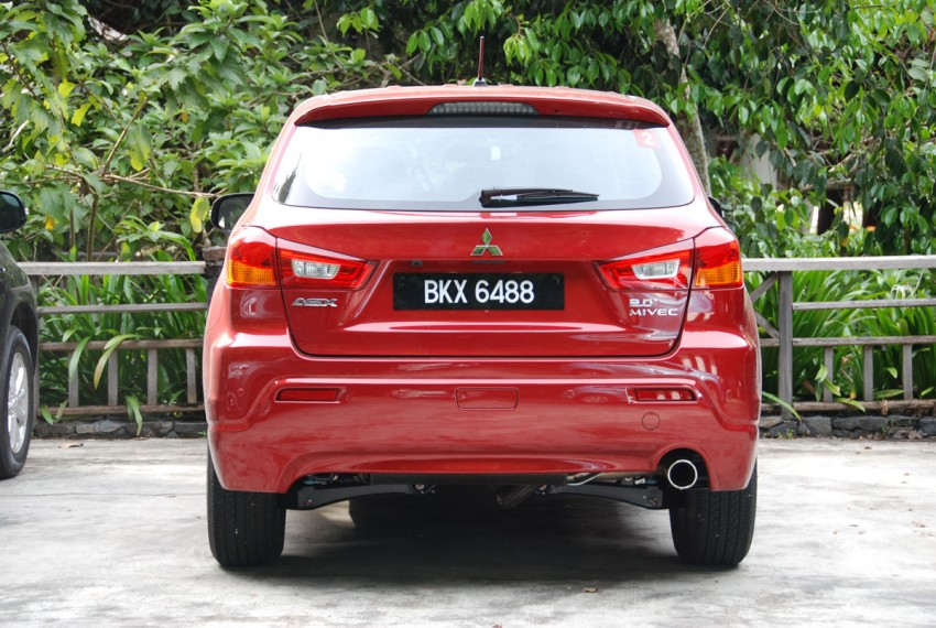 Mitsubishi ASX launched – 2.0L, CVT, CBU, RM139,980 – We drive it in Japan and Langkawi! Image #250318
