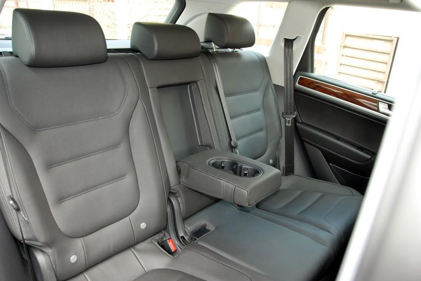 Test Drive Report: Second-generation Volkswagen Touareg Image #247195