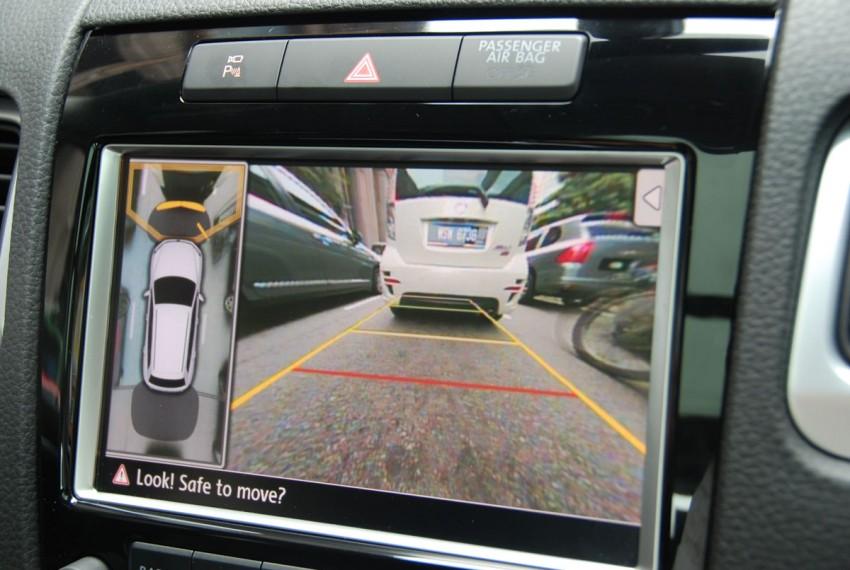 Test Drive Report: Second-generation Volkswagen Touareg Image #247192