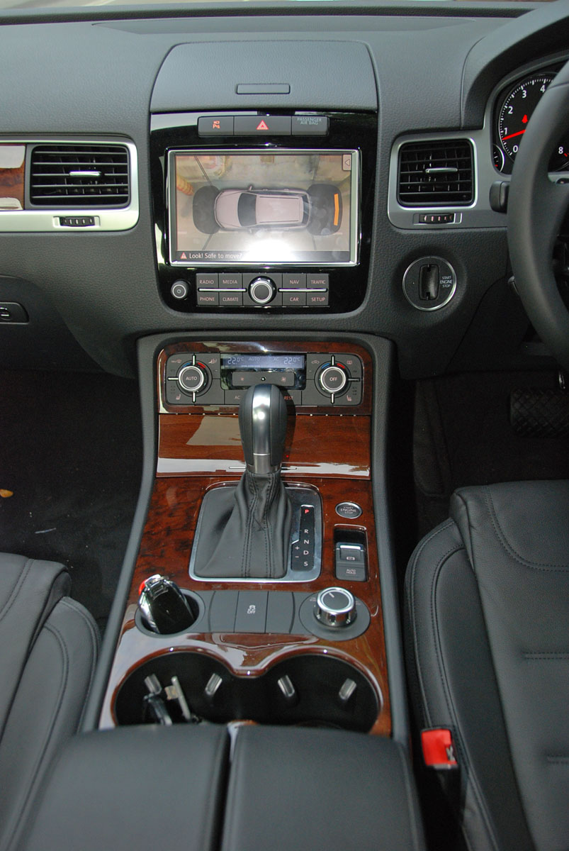 Test Drive Report: Second-generation Volkswagen Touareg Image #247193