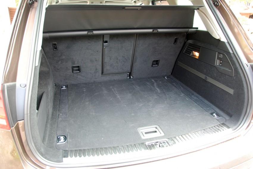 Test Drive Report: Second-generation Volkswagen Touareg Image #247190