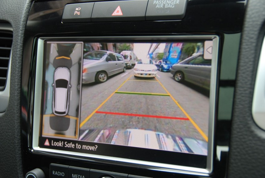 Test Drive Report: Second-generation Volkswagen Touareg Image #247189