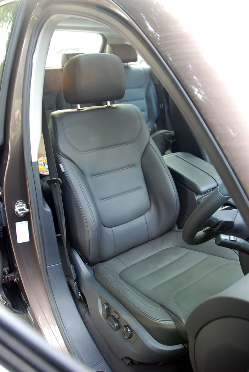 Test Drive Report: Second-generation Volkswagen Touareg Image #247182