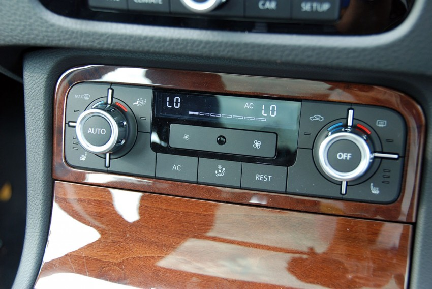 Test Drive Report: Second-generation Volkswagen Touareg Image #247179