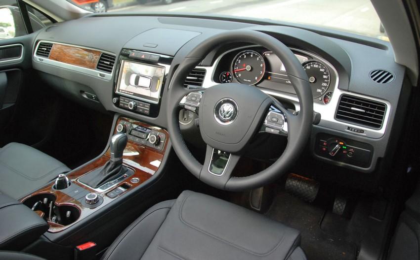 Test Drive Report: Second-generation Volkswagen Touareg Image #247177