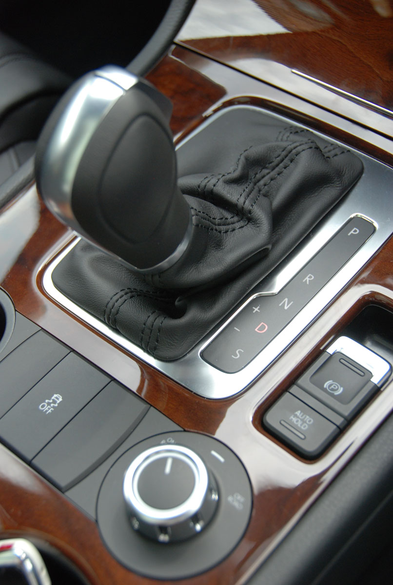 Test Drive Report: Second-generation Volkswagen Touareg Image #247167