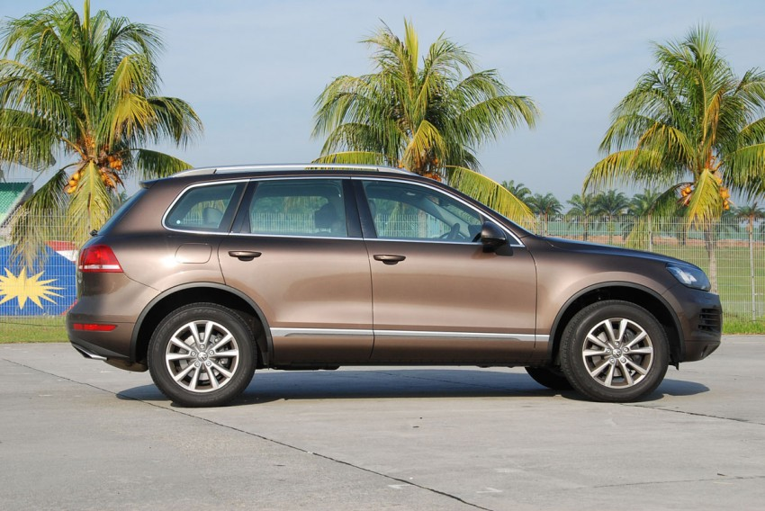Test Drive Report: Second-generation Volkswagen Touareg Image #247156