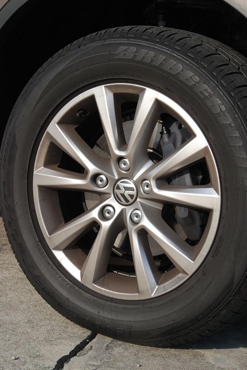 Test Drive Report: Second-generation Volkswagen Touareg Image #247157