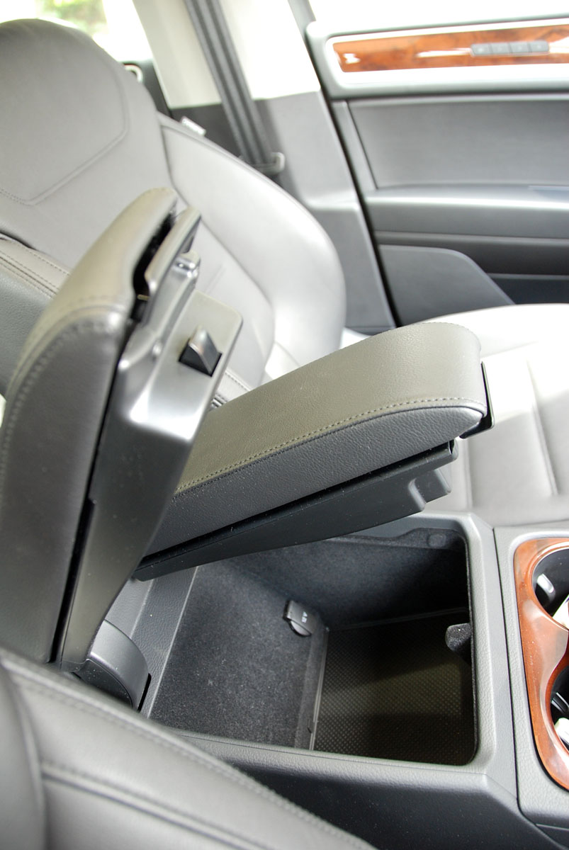 Test Drive Report: Second-generation Volkswagen Touareg Image #247151