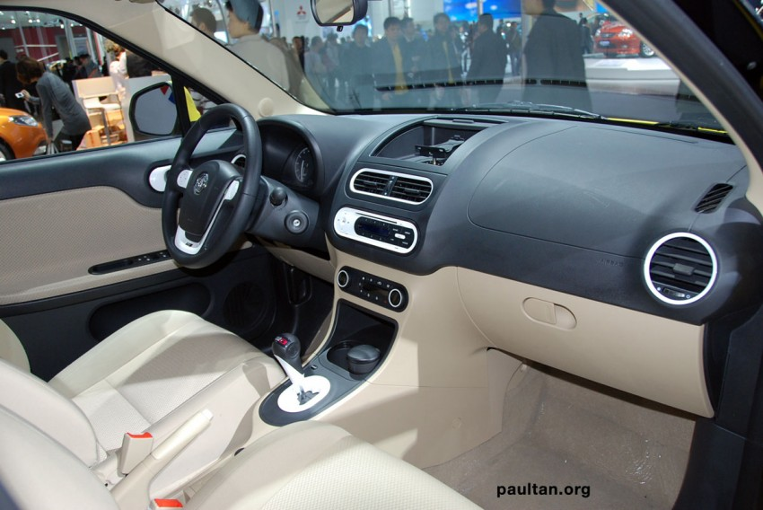 Auto Guangzhou: New MG3 is neatly styled inside and out Image #168260