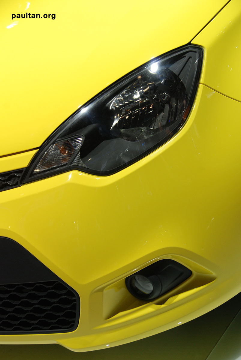 Auto Guangzhou: New MG3 is neatly styled inside and out Image #168250