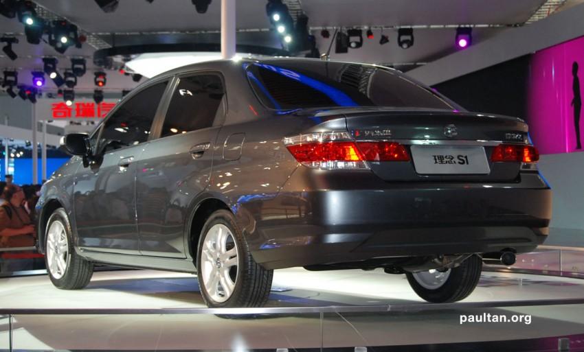 GALLERY: New Li Nian Everus S1 is the old Honda City Image #170388