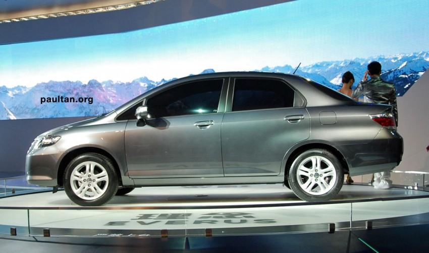 GALLERY: New Li Nian Everus S1 is the old Honda City Image #170391