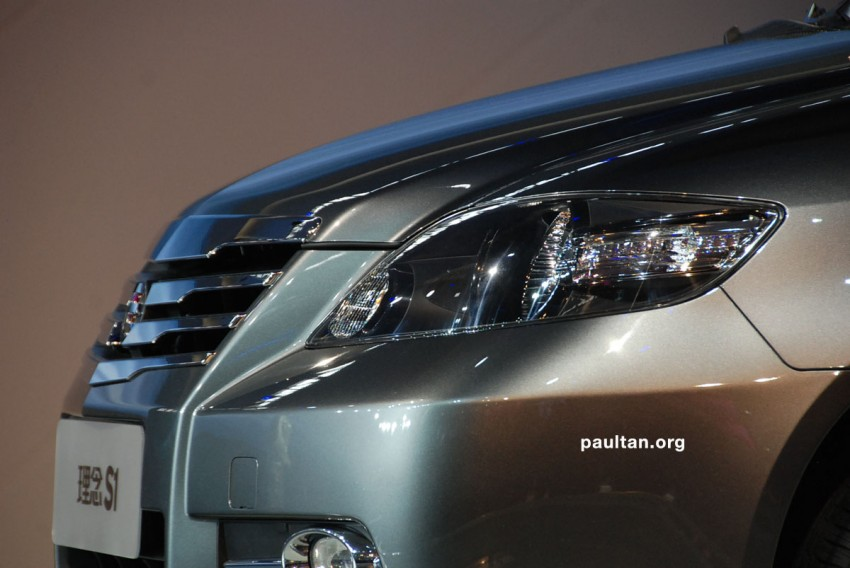 GALLERY: New Li Nian Everus S1 is the old Honda City Image #170393