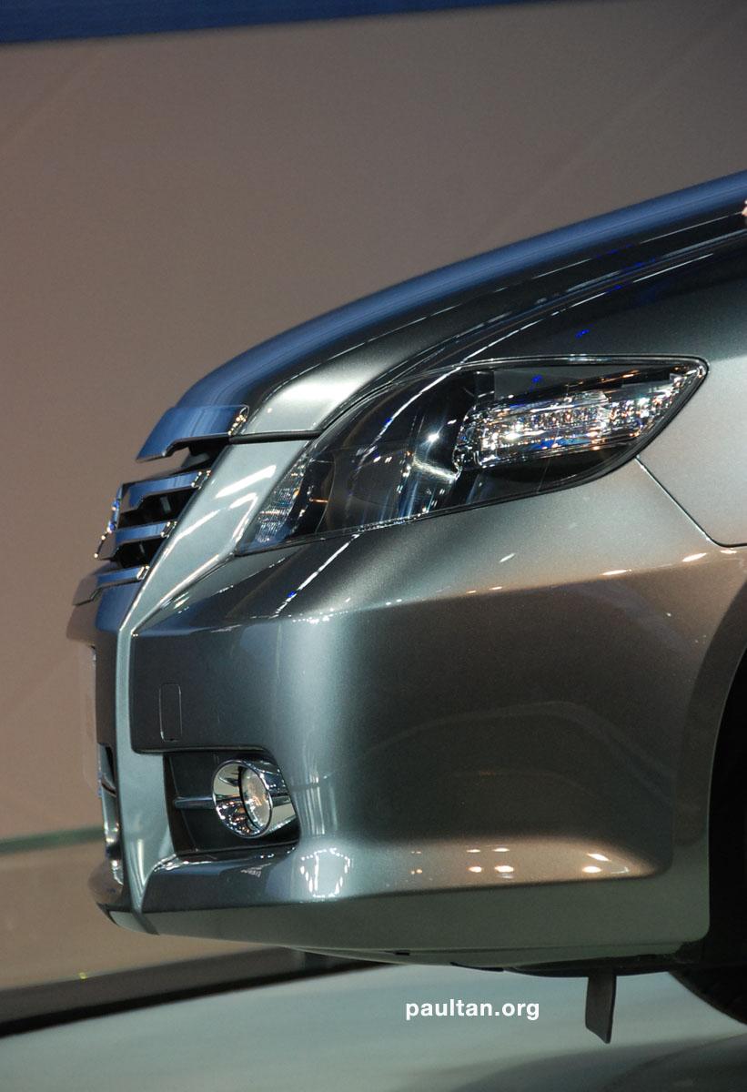 GALLERY: New Li Nian Everus S1 is the old Honda City Image #170394