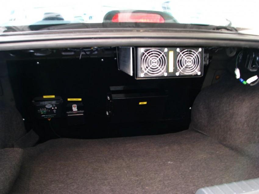 The UTM/Proton-developed Saga EV breaks cover Image #271025