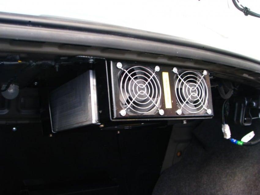 The UTM/Proton-developed Saga EV breaks cover Image #271022
