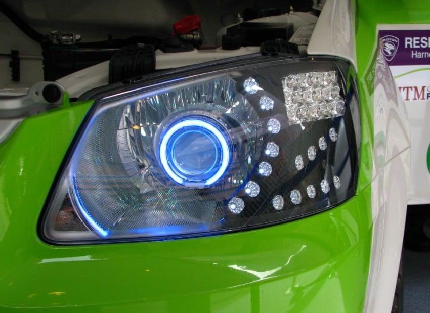 The UTM/Proton-developed Saga EV breaks cover Image #271019