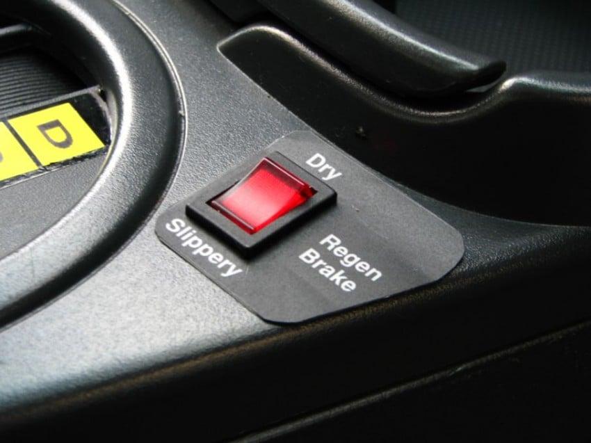 The UTM/Proton-developed Saga EV breaks cover Image #271012