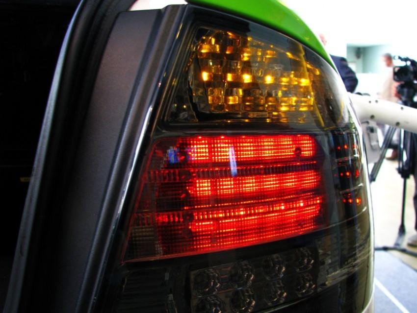 The UTM/Proton-developed Saga EV breaks cover Image #271003
