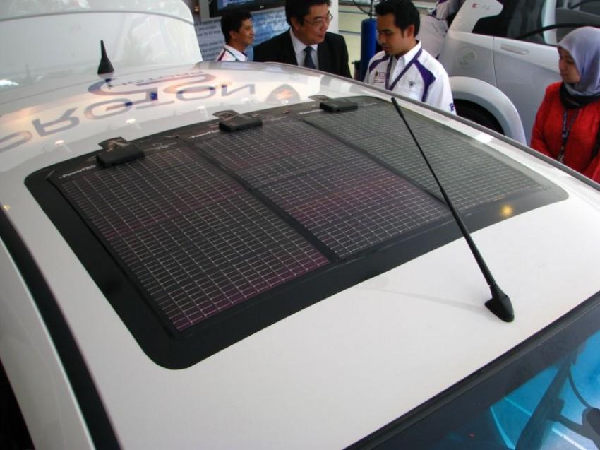 The UTM/Proton-developed Saga EV breaks cover Image #271002