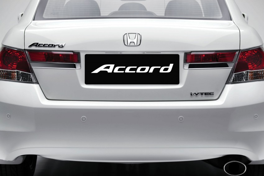 Honda Malaysia introduces facelifted Accord – and there's no change in pricing across the range Image #195992