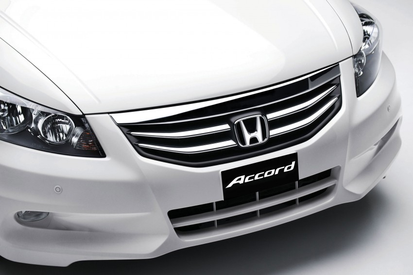 Honda Malaysia introduces facelifted Accord – and there's no change in pricing across the range Image #195985
