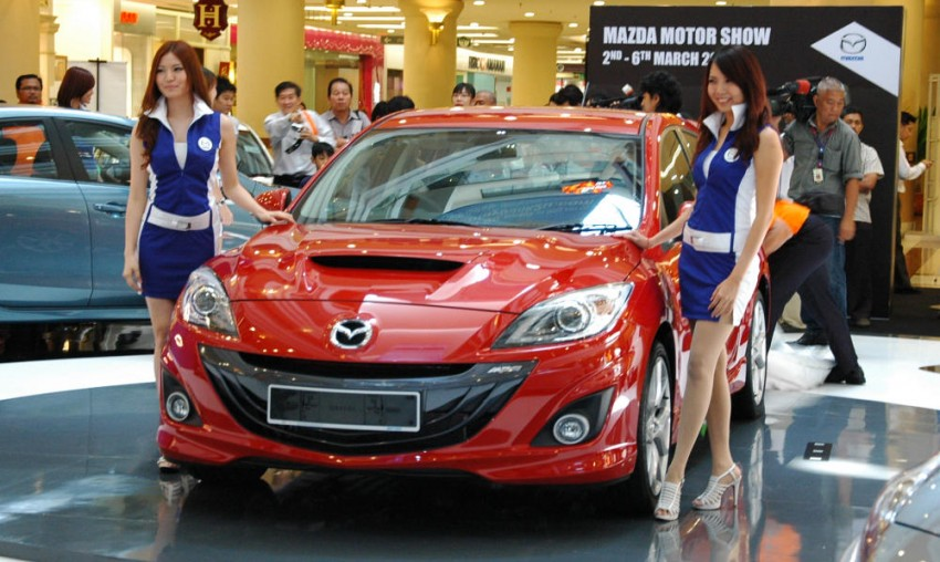 Mazda3 CKD launched – starts from RM99k for 1.6 sedan Image #183317