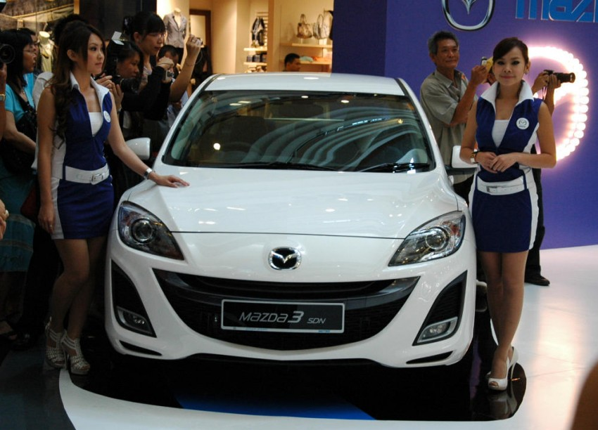 Mazda3 CKD launched – starts from RM99k for 1.6 sedan Image #183314