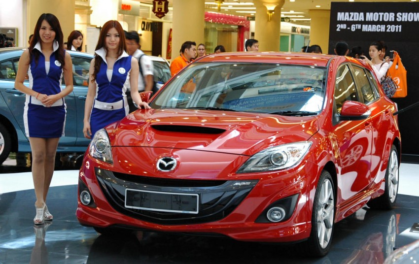 Mazda3 CKD launched – starts from RM99k for 1.6 sedan Image #183315