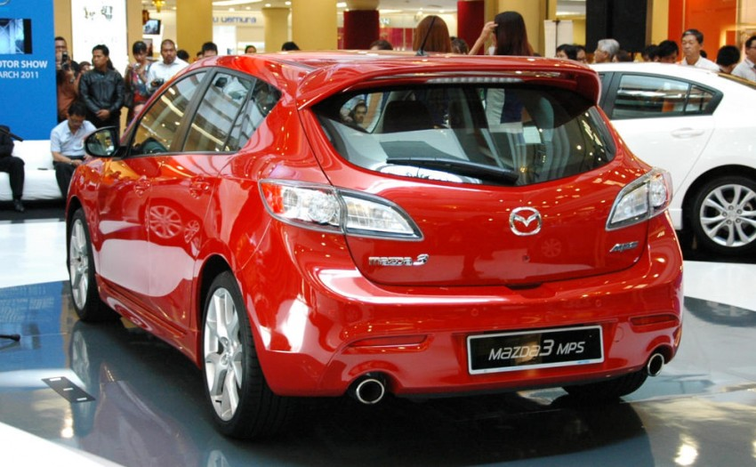 Mazda3 CKD launched – starts from RM99k for 1.6 sedan Image #183312