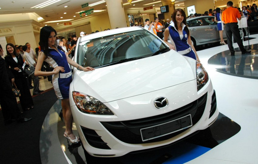 Mazda3 CKD launched – starts from RM99k for 1.6 sedan Image #183313