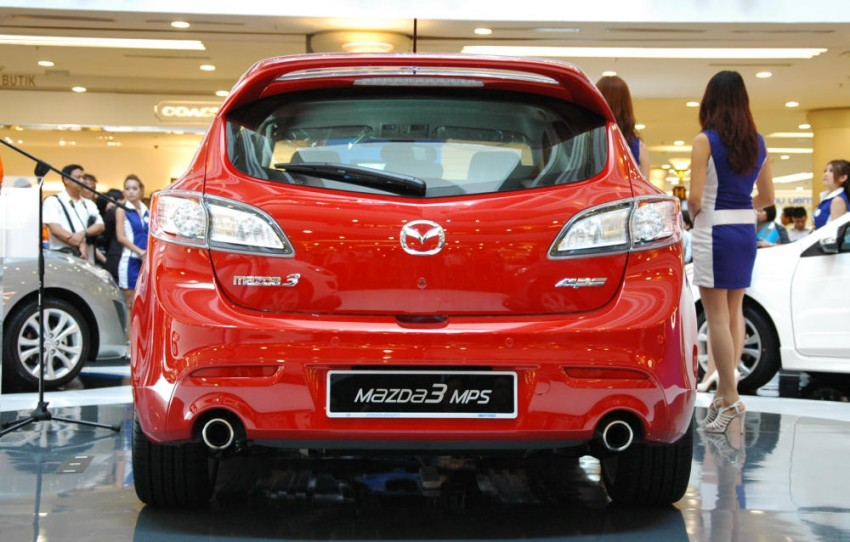Mazda3 CKD launched – starts from RM99k for 1.6 sedan Image #183307