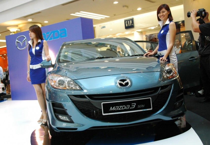 Mazda3 CKD launched – starts from RM99k for 1.6 sedan Image #183308