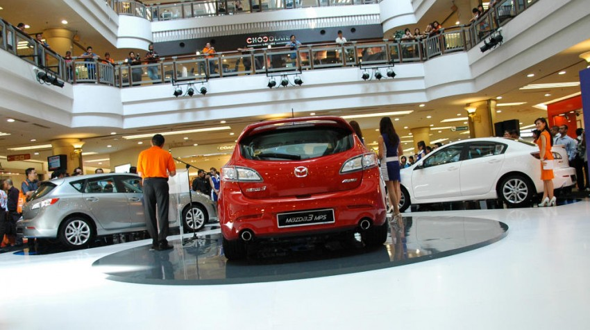 Mazda3 CKD launched – starts from RM99k for 1.6 sedan Image #183309