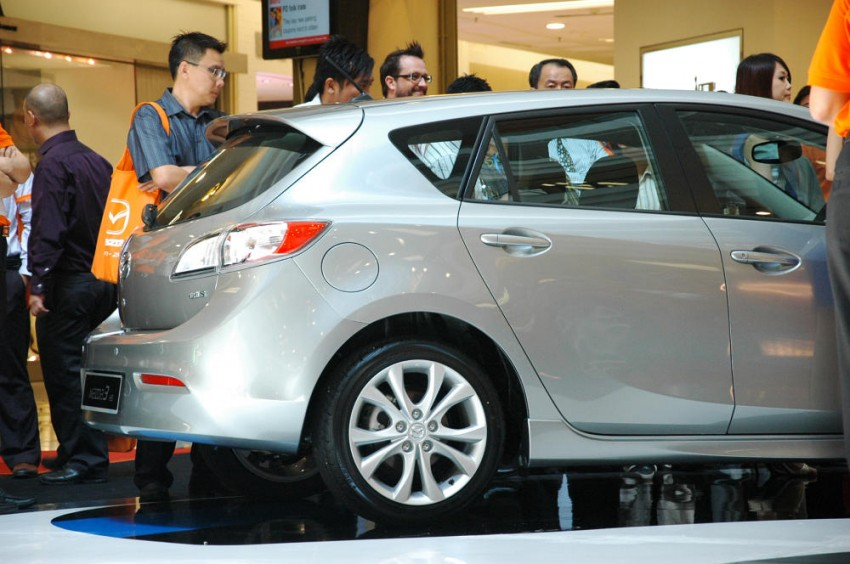Mazda3 CKD launched – starts from RM99k for 1.6 sedan Image #183303
