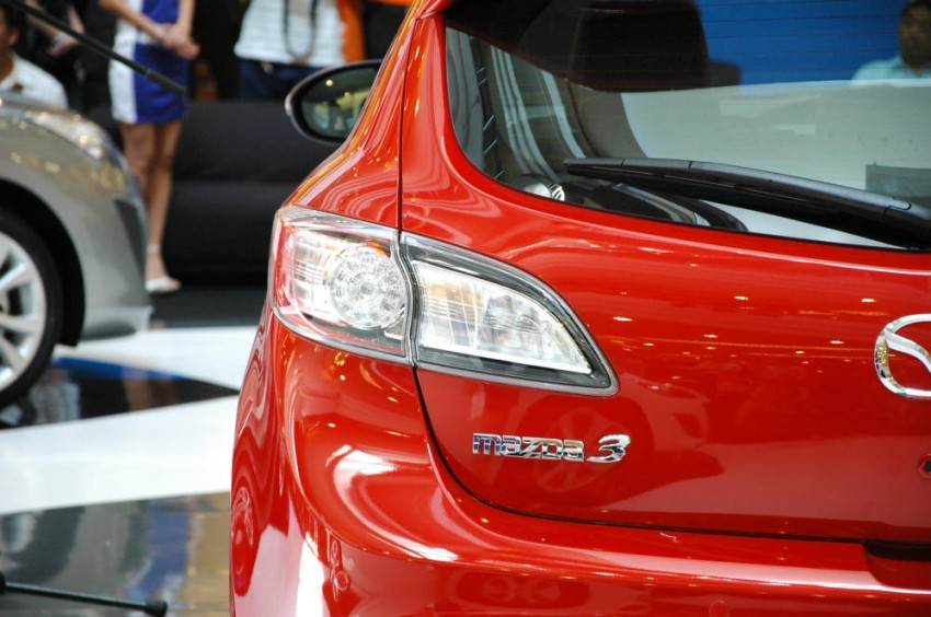 Mazda3 CKD launched – starts from RM99k for 1.6 sedan Image #183304